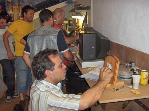 Gandia España, mayo 2006